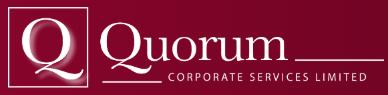 Quorum corporate services limited